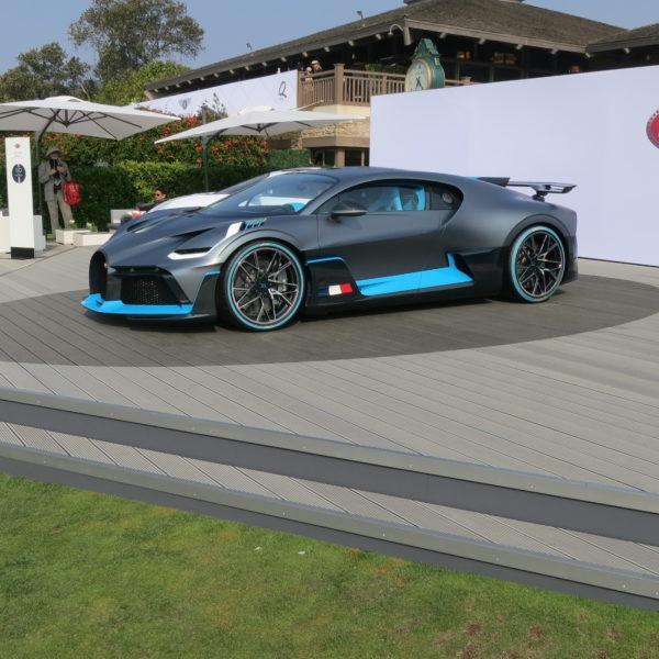 Sportwagen-Präsentation, Monterey Car Week