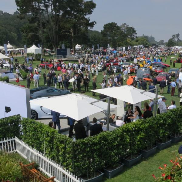 """The Quail – A Motorsports Gathering"" im Rahmen der Monterey Car Week"