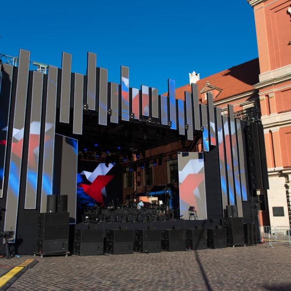 Fohhn Focus Venue Release Warschau, Polen